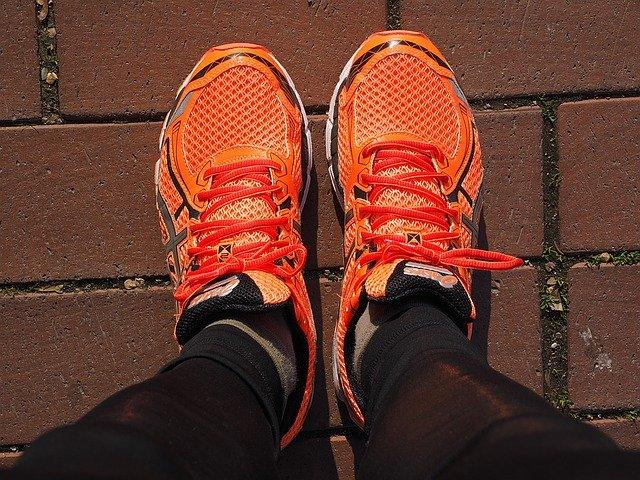 ギョギングは有酸素運動